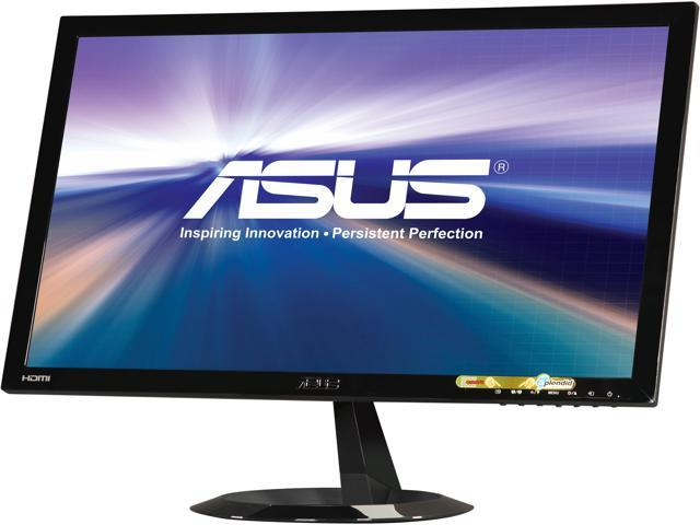 ASUS VX228H Black 21.5