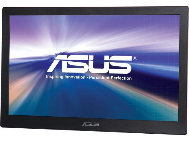 ASUS MB168B+ Silver / Black 15.6
