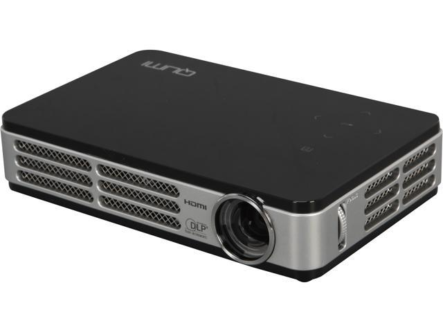 Vivitek QUMI-B 1280 x 720 Up to 300 lumens DLP Projector 2,500:1 (Full On/Full Off)