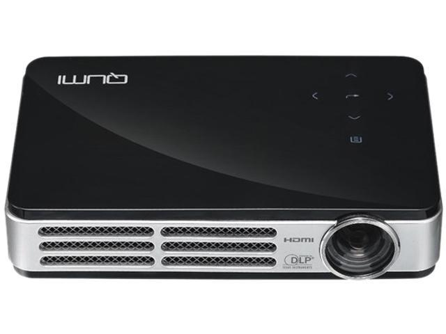 Vivitek Q5-BK 1280 x 720 Up to 500 Lumens HD Pico DLP Technology by Texas Instruments LED Pocket Projector 10,000:1