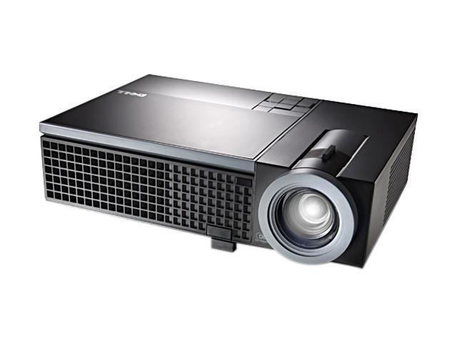 Dell 1510X 1024x768 XGA 3500 ANSI Lumens, HDMI / Dual VGA Inputs, RJ45 (Crestron LAN Control/Display), Keystone Adjustment, DLP Projector