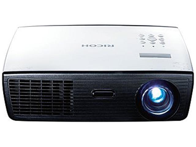 Ricoh PJ WX2130 1280 x 800 2800 Lumens DLP 3D Capable DLP Projector 2200:1