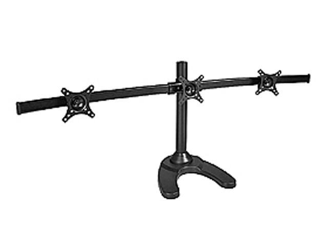 SIIG CE-MT1812-S1 Triple Monitor Desk Stand - 13