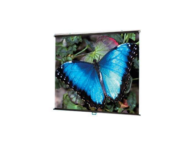 Draper V Screen Manual Wall and Ceiling Projection Screen