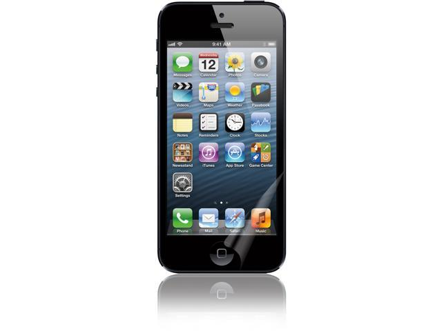 Green Onions Supply AG+ Anti-Glare Screen Protector for iPhone 5 (2-Pack)