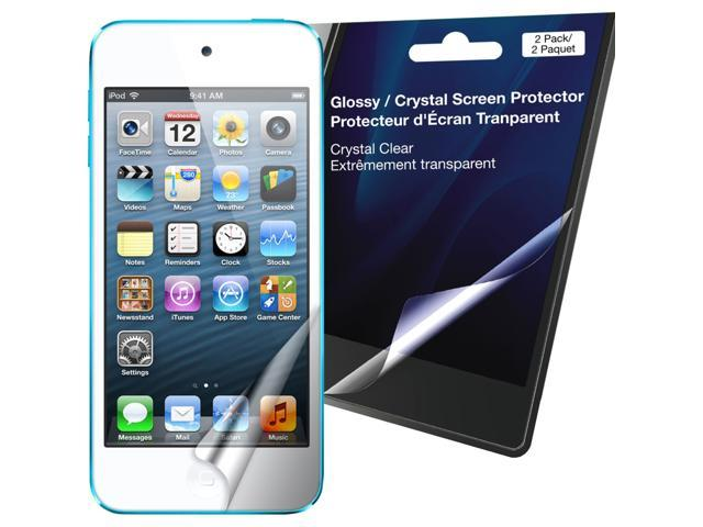 Green Onions Supply Crystal Screen Protector for iPod touch, 5th Generation (2-Pack)