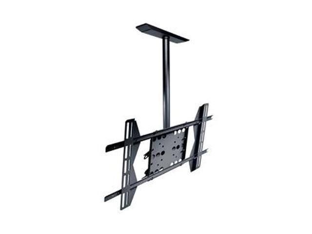 Peerless-AV PLCM-UN1-CP Straight Column Ceiling Mount For Flat Panel Screens