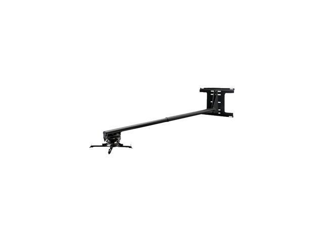 Peerless-AV PSTA-2955 Short Throw Projector Mount For Short Throw Projectors Up To 35lb (Black)
