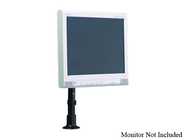Peerless-AV LCH-100 Height Adjustable Desktop Mount for LCD Screens(Direct Mounting) - Black