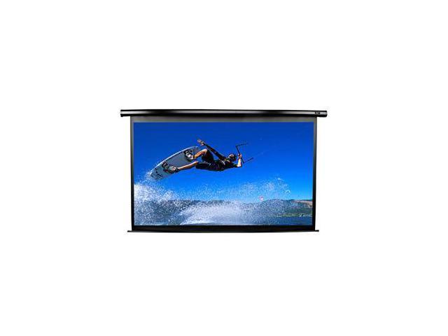 EliteSCREENS VMAX84UWH2-E30 VMAX2 Ceiling/Wall Mount Electric Projection Screen (84