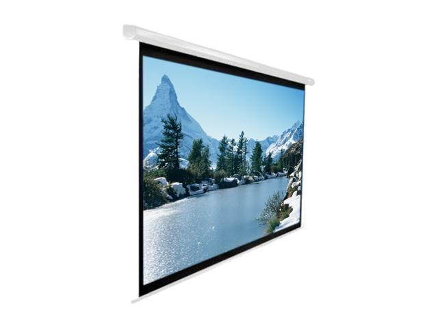 Elitescreens VMAX2 Ceiling/Wall Mount Electric Projection Screen (113