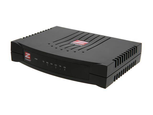 Zoom 2949-00-00DG 2949 Data/Fax Modem 56Kbps RS-232 (Serial Port) ITU-T V.92 ITU-T V.90 ITU-T V.34
