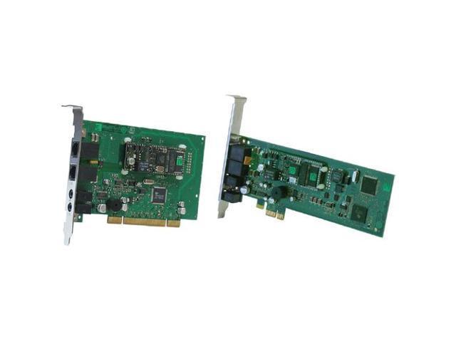 MultiTech MT9234ZPX-PCIE V.92 Voice/Data/Fax World Modem 56Kbps PCI Express Data: V.92, V.90, enhanced V.34 & below Error Correction: V.42, ECM ...
