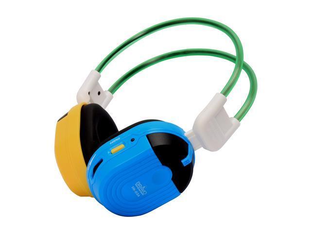 BRAVO IH-03A Kid Friendly Infrared Wireless Headphone