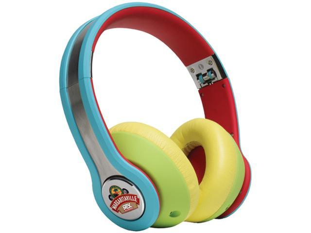 Margaritaville MIX1 MACAW 3.5mm Connector On-ear Monitor Headphones With Microphone (macaw)