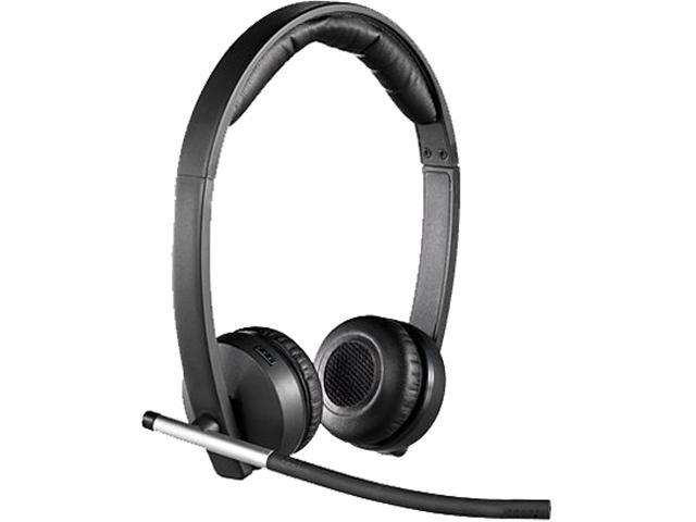 Logitech H820e USB Connector Supra-aural Wireless Headset