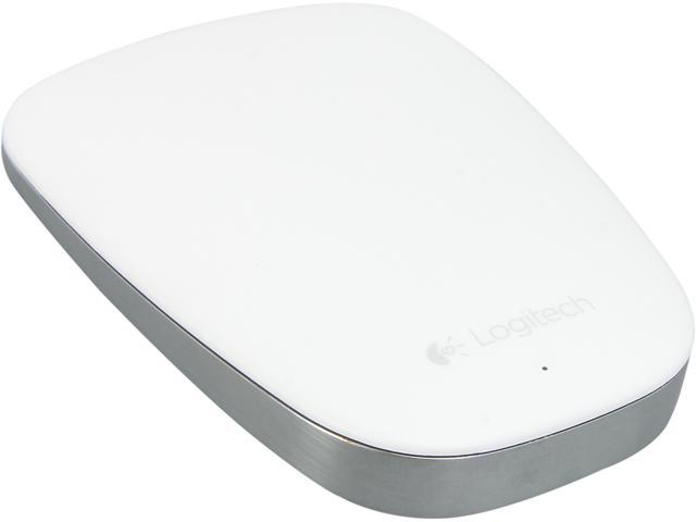 Logitech T631 910-003856 Wine Touch Scroll USB Bluetooth Wireless Ultrathin Touch Mouse for Mac