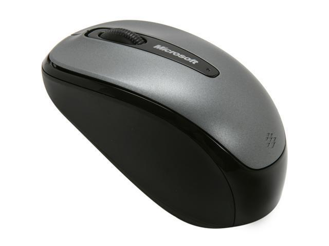 Microsoft Wireless Mobile Mouse 3500 for Business Black 3 Buttons 1 x Wheel USB 2.4 GHz RF BlueTrack 1000 dpi