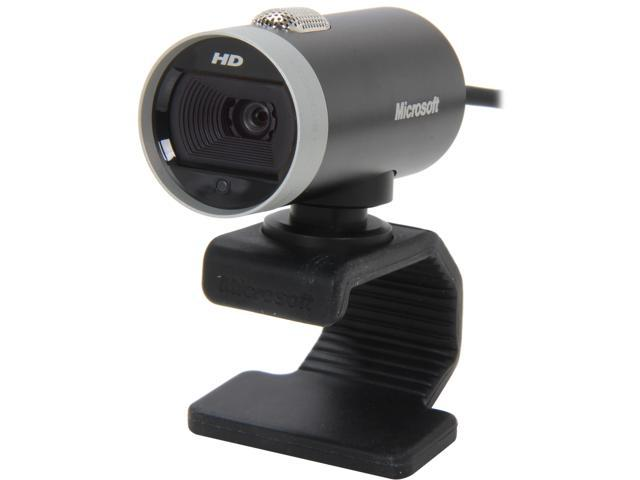 Microsoft H5D-00013 5.0 M Effective Pixels USB 2.0 LifeCam Cinema 720p HD Webcam