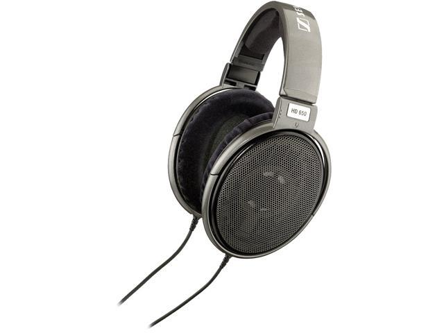 sennheiser around ear headphones hd 650 newegg com
