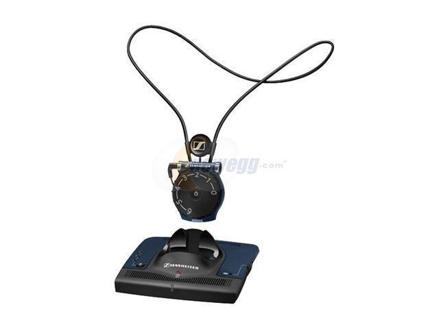 Sennheiser SET840S 3.5mm Connector RF Stereo TV Listening System