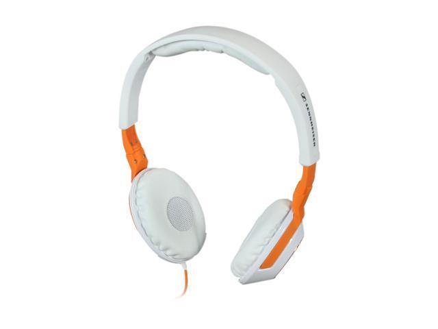 Sennheiser HD 229 On-Ear Stereo Headphone (White)