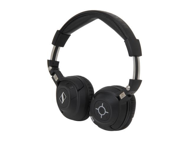 Sennheiser Black MM 550-X Around-Ear Foldable Wireless Bluetooth Travel Headphone