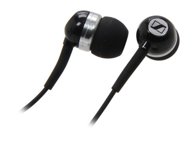 Sennheiser CX 301 Noise Isolating In-Ear Headphones - Black