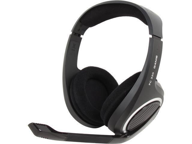 SENNHEISER PC 320 2 x 3.5mm Connector Circumaural Headset