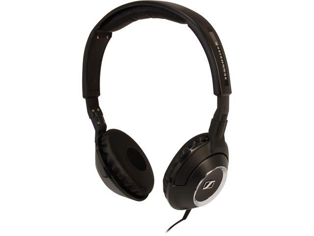 Sennheiser HD 219S On Ear Headphone with Integrated Microphone for Smartphones-Black