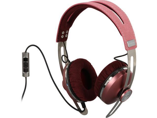 Sennheiser MOMENTUM Pink On-Ear Headphones -505947