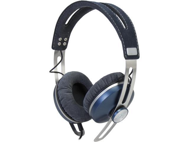 Sennheiser MOMENTUM Blue On-Ear Headphones - 505949