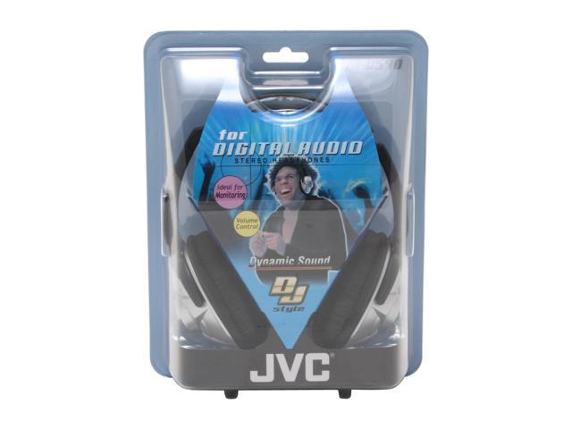 JVC HA-V570 3.5mm Connector Over-Ear Headphone