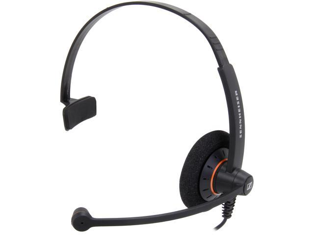 SENNHEISER SC 30 USB ML USB Connector Single Ear Monaural Microsoft Lync Headset