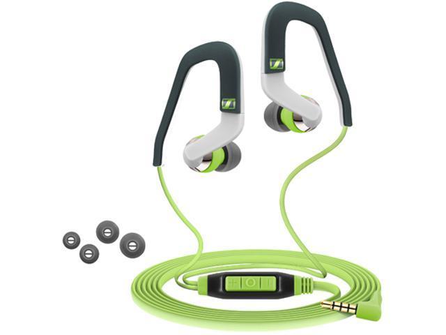 Sennheiser OCX 686G SPORTS - Ultra-lightweight sports headset featuring adjustable ear hooks