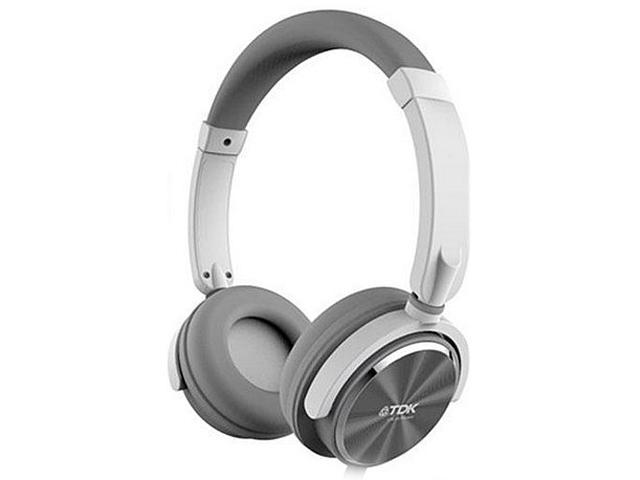 TDK White TDK62157 ST460 Over Ear Headphones