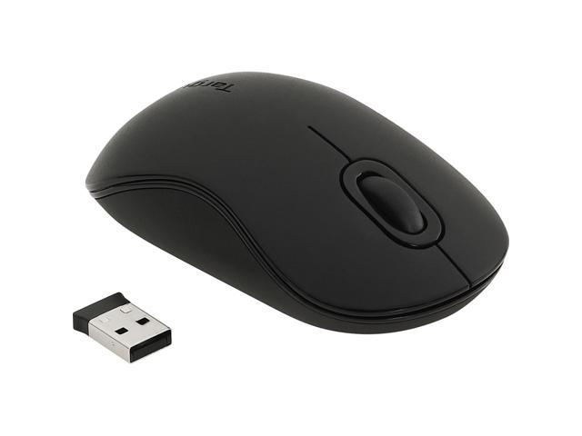 Targus AMW56US Black 3 Buttons 1 x Wheel USB RF Wireless Optical 1000 dpi Mouse