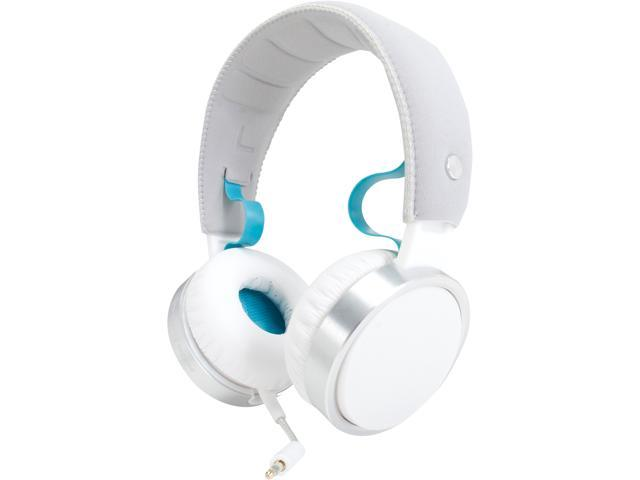 Philips O'Neil The Construct Headband On-Ear Headphones, SHO7205/WT, White