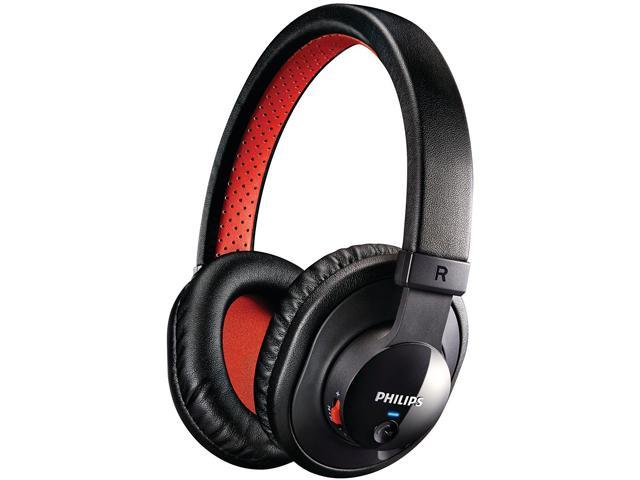 PHILIPS Black SHB7000/BK Bluetooth Stereo Headset