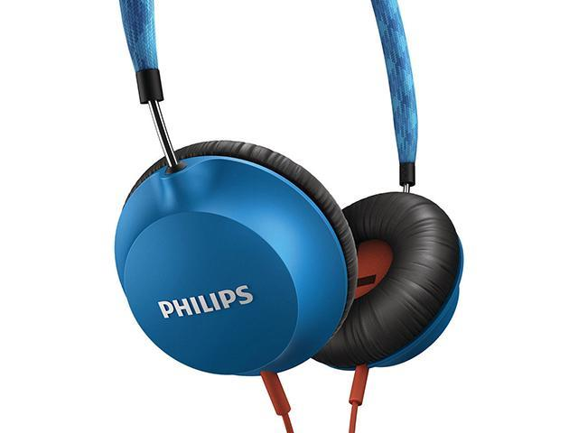 Philips Strada Headband Headphones SHL5100BL (Blue)