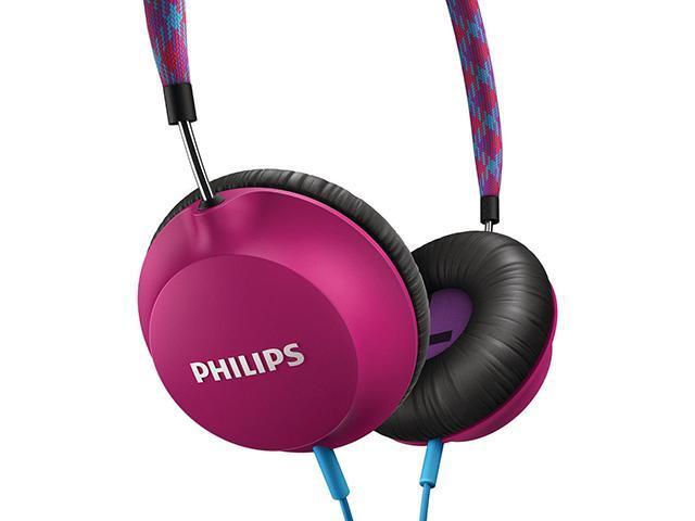 Philips Strada Headband Headphones SHL5100PK (Pink)