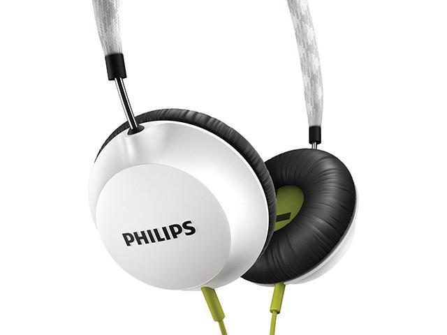 Philips Strada Headband Headphones SHL5100WT (White)