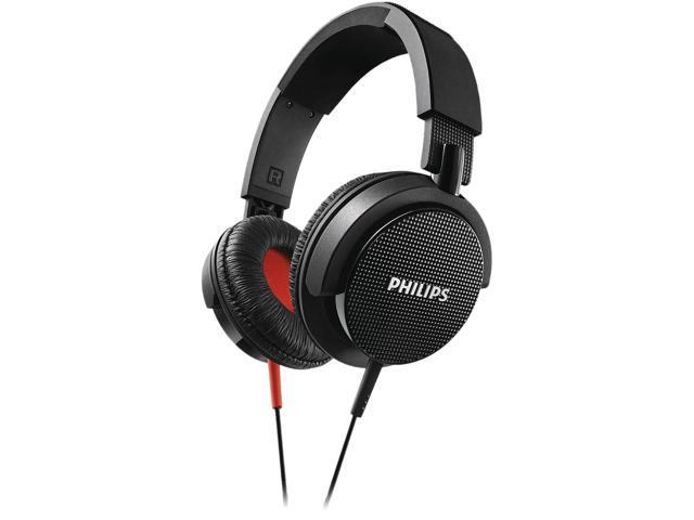 PHILIPS Black SHL3100BLK DJ Style Headphones