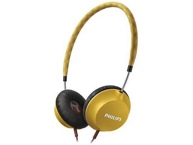 Philips Strada Headband Headphones SHL5100YL (Yellow)