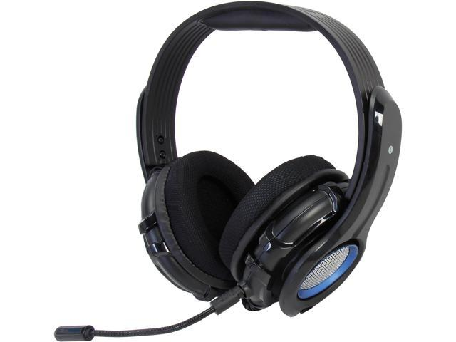 SYBA GamesterGear P3210 Rumble Effect PC & PS3 Wired Gaming Headset