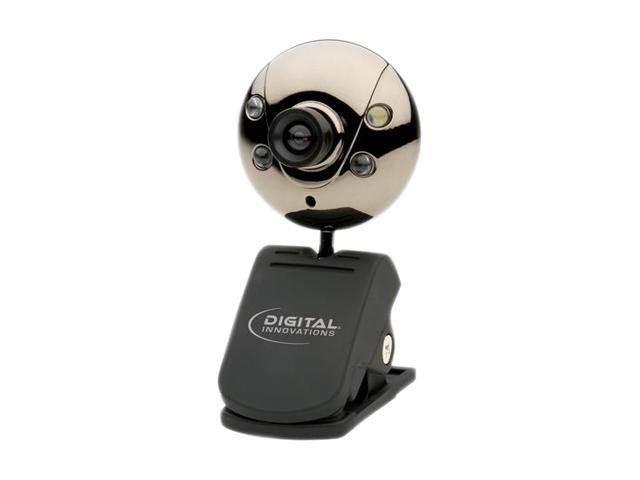 Digital Innovations 4310100 USB ChatCam Webcam