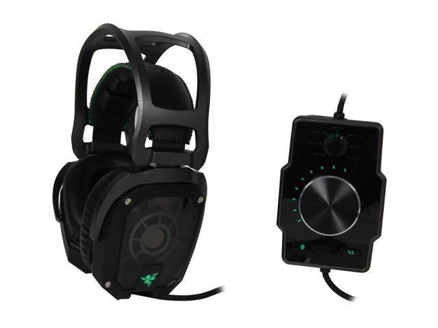 Razer Tiamat 7.1 Surround Sound Over Ear PC Gaming Headset