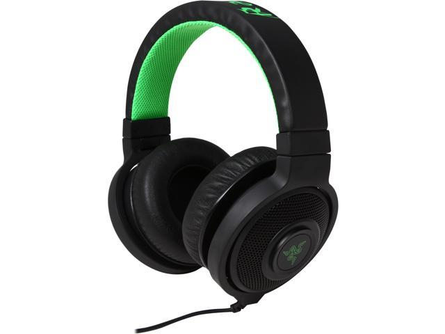 Razer Kraken Over Ear Headphones - Black