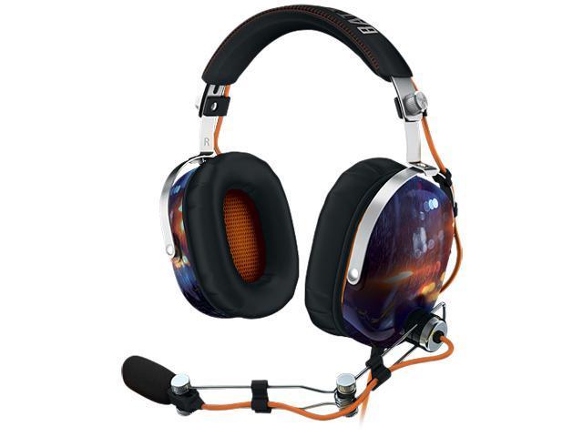 Battlefield 4 Razer BlackShark Over Ear Noise Isolating PC Gaming Headset