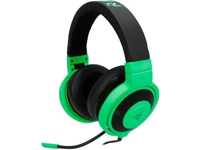 Razer Kraken Pro Neon Green PC Gaming and Music Headset